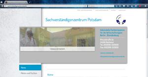 Sachverständigen- zentrum Berlin - Brandenburg